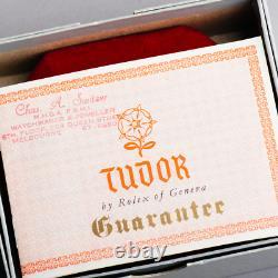 1962 Tudor Aqua watch Vintage Rare Small Rose mens Swiss @WatchAdoption