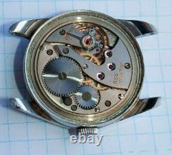 Alpina 592 Caliber rare vintage Swiss made mechanical Men`s watch