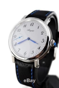 Breguet Watch Swiss Mechanical Winding Rare Vintage Classic BREGUET Nice Gift Fa