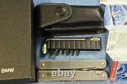 C1998 RARE NEW IN BOX Victorinox BMW SWISS-TOOL / SWISSTOOL Swiss Army Knife VTG