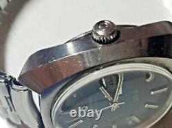 Certina Ds-2 Automatic Day / Date Vintage Swiss Watch Rare