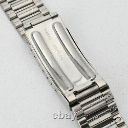 Certina Vintage Mens Watch Band Swiss Made Rare 18 MM Stainless steel 5824-3
