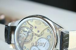 DOXA Vintage 1920`s NEW CASED rare UNIQUE Swiss Men`s Wrist Watch