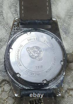 Exquisite, Rare & Authentic Moretime diver's Watch. Mvt 974 1970s/Swiss Made
