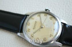 Jaeger-LeCoultre Vintage 1943`s 100% Original Wrist rare Unisex Swiss Watch