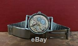 OMEGA CONSTELLATION cal. 613 CHRONOMETER VINTAGE 60's RARE 17J SWISS WATCH