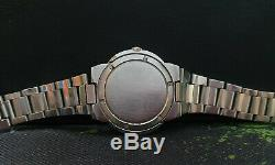 OMEGA DYNAMIC AUTOMATIC TWO-TONE DIAL VINTAGE 60's RARE SWISS WATCH
