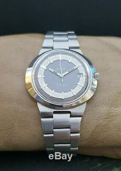 OMEGA DYNAMIC AUTOMATIC cal. 562 SS VINTAGE 70's RARE SWISS WATCH