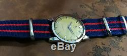OMEGA SEAMASTER AUTOMATIC cal. 500 SS VINTAGE 60's RARE 17J SWISS WATCH