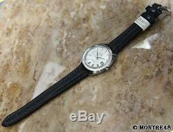 Omega Geneve Cal 565 Rare 37mm Mens Swiss Made Auto Vintage Watch S174