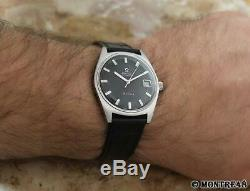 Omega Geneve Cal 565 Rare Men's 35mm Swiss Made Automatic Vintage Watch D90