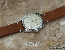Omega Rare Swiss 1958 Mens Calibre 267 Manual Vintage 35mm Dress Watch O225