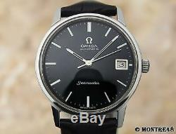 Omega Seamaster Cal 565 Rare 34mm Mens 1960s Swiss Made Auto Vintage Watch S171