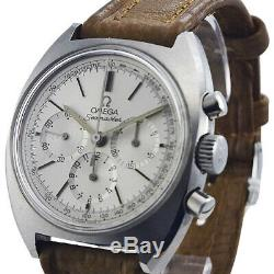 Omega Vintage Rare Chronograph Seamaster Circa 1960's Stainless steel swiss made