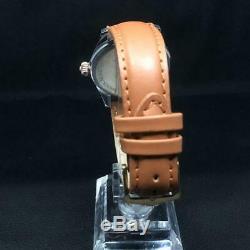 Oris Super Rare Ultra 1970'S Vintage Swiss Men'S Watch Hand-Wound 17 Stone