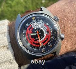 Orologio Watch Fortis Marinmaster Vintage Rare Diver Sub Swiss