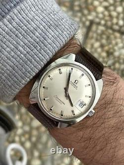 Orologio Watch Omega Seamaster Cosmic Automatic Vintage Swiss Made Rare Cal 565