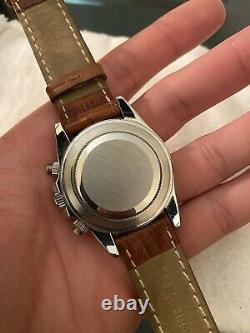 Orologio Watch Pryngeps Chrono Valjoux7750 Vintage Sub Diver Rare Swiss Made