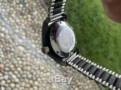 Orologio Watch Squale Quartz Swiss Made Anni Vintage Rare Midium Size Bakelite