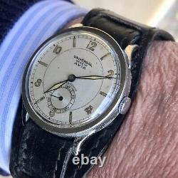 Orologio Watch Universal Geneve Avia Swiss Made Military Rare Vintage