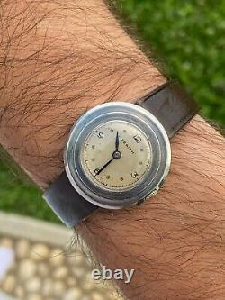 Orologio Watch Zenith Military Lady Vintage Rare Ufo Swiss Made