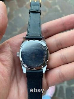 Orologio Watch Zenith Surf Vintage Rare Swiss Made Sub Diver 34/35mm