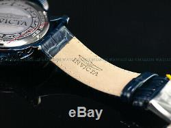 Prototype Rare Invicta Vintage Excalibur 52mm LE Swiss Made Quartz MOP SS Watch