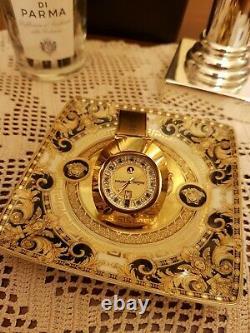 RADO DIASTAR VINTAGE, ULTRA RARE NEW REF. 64804133 GOLD lusso Swiss Made