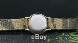 RARE! OMEGA WWII 40's MILITARY cal. 30T2 VINTAGE 16J RARE 35mm SWISS WATCH