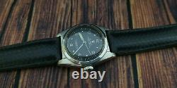 RARE! ROLEX OYSTER PERPETUAL BUBBLEBACK 6050 VINTAGE 40's RARE 31mm SWISS WATCH