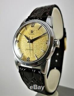 RARE VINTAGE SWISS WATCH OMEGA SEAMASTER cal. 420 C. A 1956