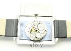 RARE VINTAGE VULCAIN K1114E Mechanical Swiss WATCH 1960's NEW OLD STOCK NOS