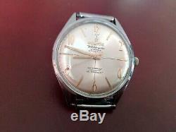 RARE Vintage Swiss Made Wrist Watch ATLANTIC Worldmaster 21 Jewels WORKING