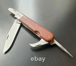 RARE Vintage VICTORINOX VICTORIA hook blade Original SWISS SOLDIER KNIFE 08