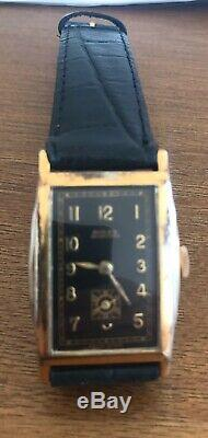 ROLEX Marconi RARE Vintage Swiss 1930 old No Submariner Daytona Oyster GMT 5513
