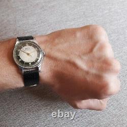 Rare 1940 Tissot Omega 27-2 Medicus CS Swiss Wrist Watch Military WW 2 II f MEN