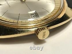Rare Beautiful Vintage Doxa 116-2 Automatic Men Wirst Watch 1960-1969 Swiss Made