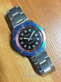 Rare Diantus Swiss Made 23 Jewels Waterproof Antimagnetic Vintage Diver Watch
