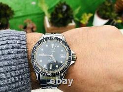 Rare Men's Vintage Watch Yema Sumerman Diver 990 Feet Automatic Swiss Made