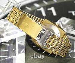 Rare! Rado Senator Swiss Made Vintage Automatic Men's Watch Cool Square Design