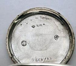 Rare Swiss ANTIQUE Silver CASE Wristwatch IWC Schaffhausen