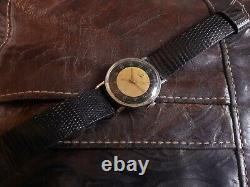 Rare Vintage 1939 Omega Medicus Swiss Wrist Watch Military Ww 2 II For Men