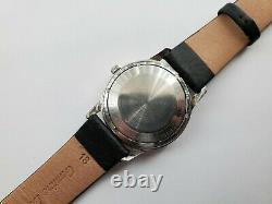Rare Vintage Bulova Self Winding Mens Watch Automatic 11 ALAC Swiss Movement