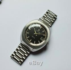 Rare Vintage Certina DS-2 Divers Mens Watch Automatic 25-651 Swiss Movement
