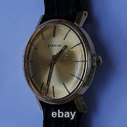 Rare Vintage ETERNA 17 Jewels 1476K Swiss Manual Winding