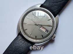 Rare Vintage Gruen Autowind Mens Watch Automatic 17 Jewels 731CD Swiss Movement