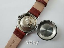 Rare Vintage Guda Super-Automatic 25 Jewels ETA 2472 Incabloc Swiss Made Watch