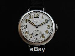 Rare Vintage LONGINES Swiss Watch 10's Men's