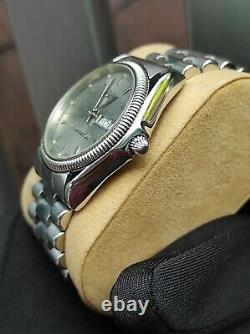 Rare Vintage Mido Commander Day Date 8298 automatic swiss made