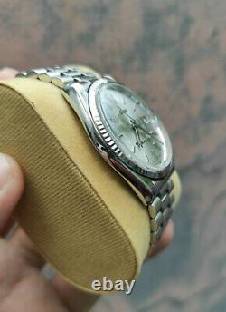 Rare Vintage Mido commander Datejust swiss made rare Mido Date just Mido 8267